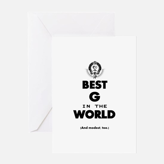Best G Greeting Cards