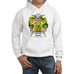 Junco Family Crest Hooded Sweatshirt