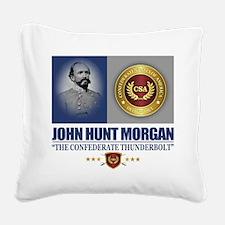 Hunt (C2) Square Canvas Pillow