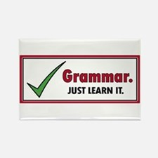 Just Do It – Grammar Magnets