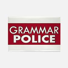 Grammar Police – Red Magnets