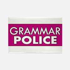 Grammar Police – Pink Magnets