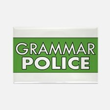 Grammar Police – Green Magnets