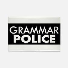 Grammar Police – Black Magnets