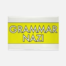 Grammar Nazi – Yellow Magnets