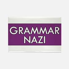 Grammar Nazi – Purple? Magnets