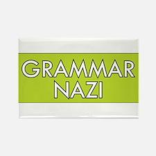 Grammar Nazi – Green Magnets