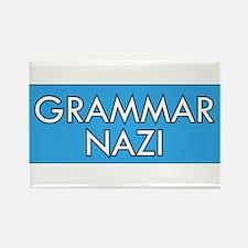 Grammar Nazi – Blue Magnets