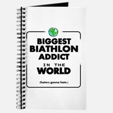 Biggest Biathlon Addict in the World Journal