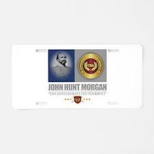 Hunt (C2) Aluminum License Plate