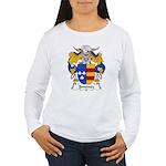 Jimenez Family Crest Women's Long Sleeve T-Shirt