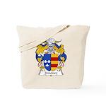 Jimenez Family Crest Tote Bag