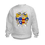 Jimenez Family Crest Kids Sweatshirt