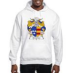 Jimenez Family Crest Hooded Sweatshirt