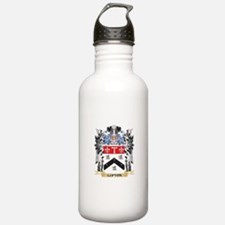 Lupton Coat of Arms - Water Bottle