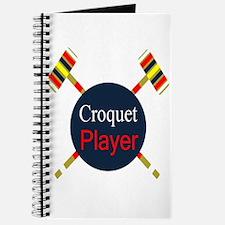 Croquet Player Journal