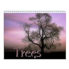 Trees Wall Calendar