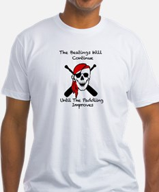 Skull And Crosspaddles T-Shirt