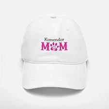 Komondor Mom Baseball Baseball Baseball Cap