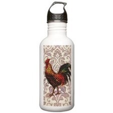 french country vintage Water Bottle