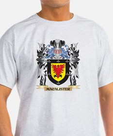 Macalister Coat of Arms - Family Crest T-Shirt