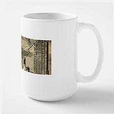 Vintage USA New York Mugs