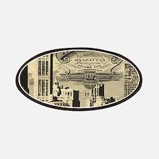 Vintage USA New York Patch