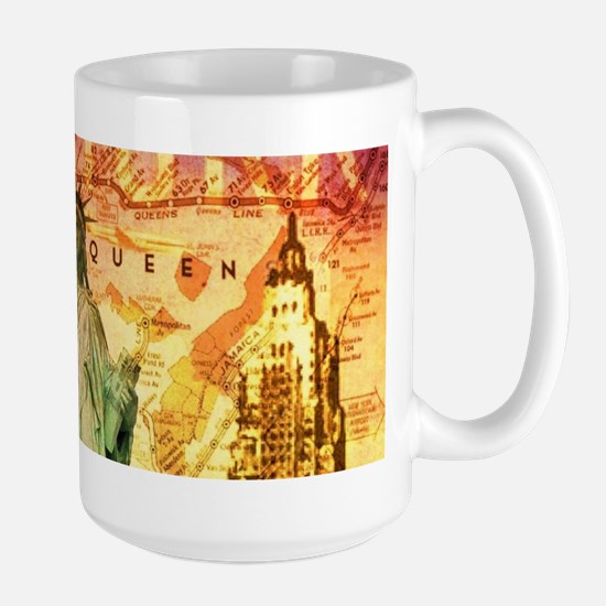 New York Statue of Liberty Mugs