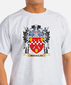 Macaulay Coat of Arms - Family Crest T-Shirt