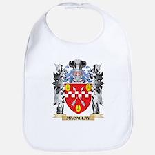 Macaulay Coat of Arms - Family Crest Bib