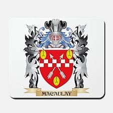 Macaulay Coat of Arms - Family Crest Mousepad