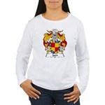 Jaen Family Crest Women's Long Sleeve T-Shirt