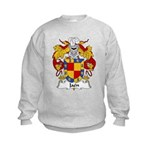 Jaen Family Crest Kids Sweatshirt