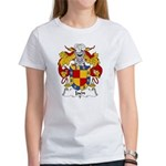 Jaen Family Crest Women's T-Shirt