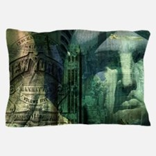 Statue of Liberty new york Pillow Case