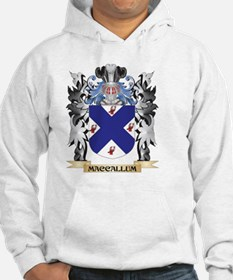Maccallum Coat of Arms - Family Hoodie