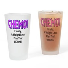 CHEMO Weight Loss Drinking Glass