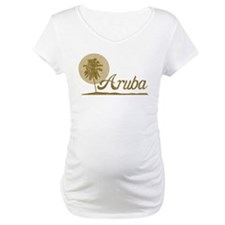 Palm Tree Aruba Shirt