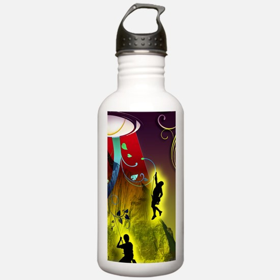 Funny Hanger Water Bottle