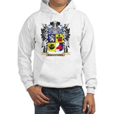 Macconnel Coat of Arms - Family Hoodie