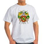 Irureta Family Crest Light T-Shirt