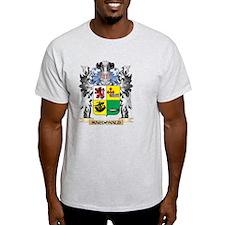 Macdonald- Coat of Arms - Family Crest T-Shirt