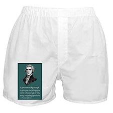 PRES03 BIG ENOUGH Boxer Shorts