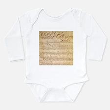 US CONSTITUTION Body Suit