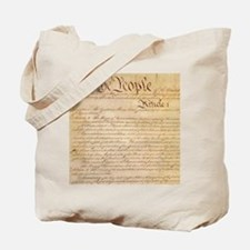 US CONSTITUTION Tote Bag