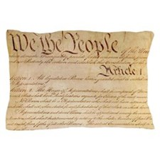 US CONSTITUTION Pillow Case