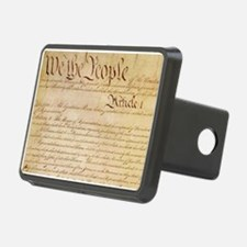 US CONSTITUTION Hitch Cover