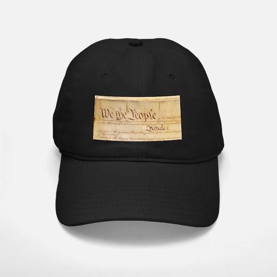 US CONSTITUTION Baseball Hat
