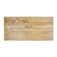 US CONSTITUTION Beach Towel