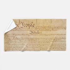 US CONSTITUTION Beach Towel